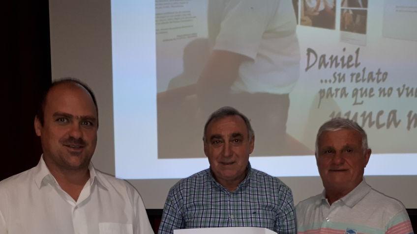 Declaran Ciudadano ilustre a Daniel Soliani